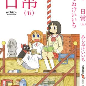 Nichijou is listed (or ranked) 2 on the list The Best Weird Manga