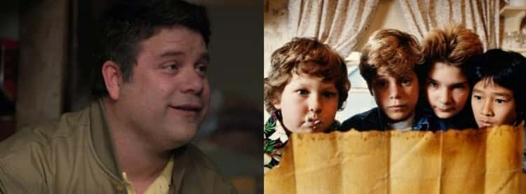 Sean Astin Calls Back To His Own Childhood Role In 'The Goonies'