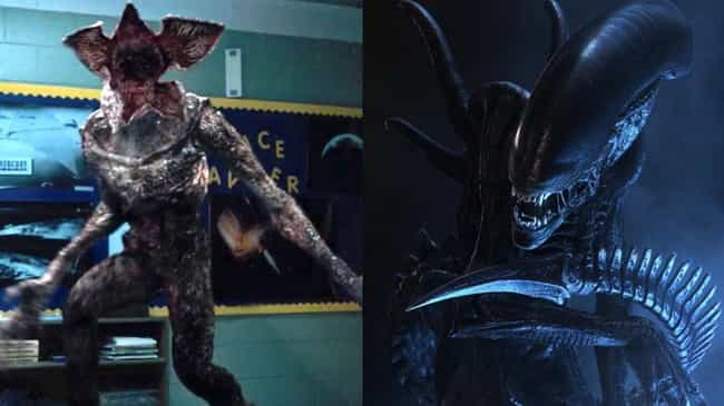 The Demogorgon Looks A Lot Lik... is listed (or ranked) 2 on the list All The Pop Culture References In 'Stranger Things'