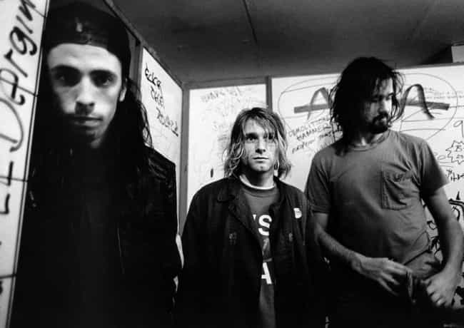 1992: Nirvana Refuses To... is listed (or ranked) 2 on the list At Their Peaks, Guns N' Roses And Nirvana Hated Each Other - But They Found Common Ground In Rock