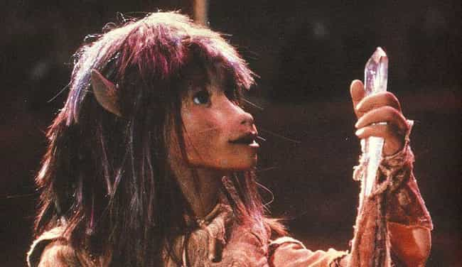 Jen Is Super Creepy  is listed (or ranked) 3 on the list Jim Henson's 'The Dark Crystal' Is Even Darker Than You Remember