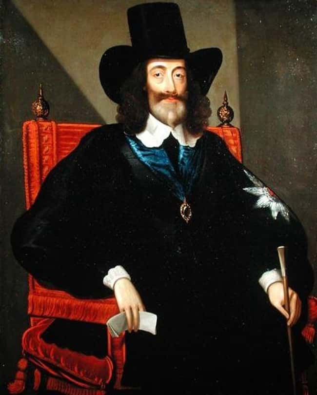 He Escaped Custody, But Eventu is listed (or ranked) 13 on the list Only One English King Has Ever Been Killed By His Own People - But The Monarchy Wasn't Gone For Long