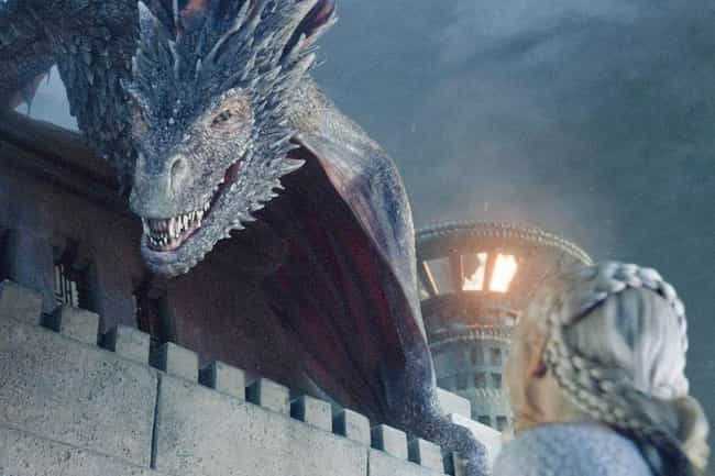 Dragons Aren't Supposed To Be ... is listed (or ranked) 2 on the list 15 Game-Changing Details About The Targaryens Revealed In 'Fire And Blood'
