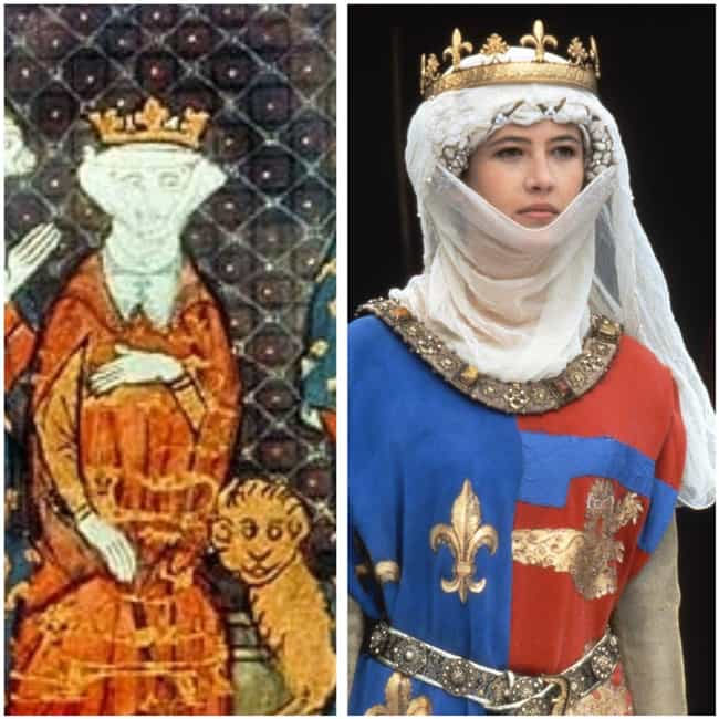 Princess Isabella Of France - ... is listed (or ranked) 2 on the list How The 'Braveheart' Actors Compare To Their Real Historical Counterparts