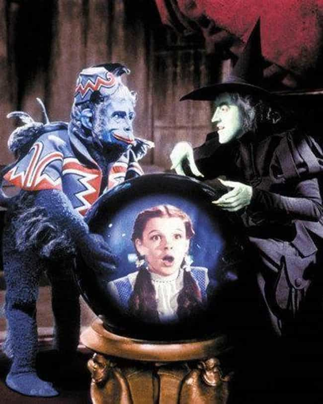 The Winged Monkeys is listed (or ranked) 3 on the list The Weirdest, Most Disturbing Creatures In The 'Wizard Of Oz' Series