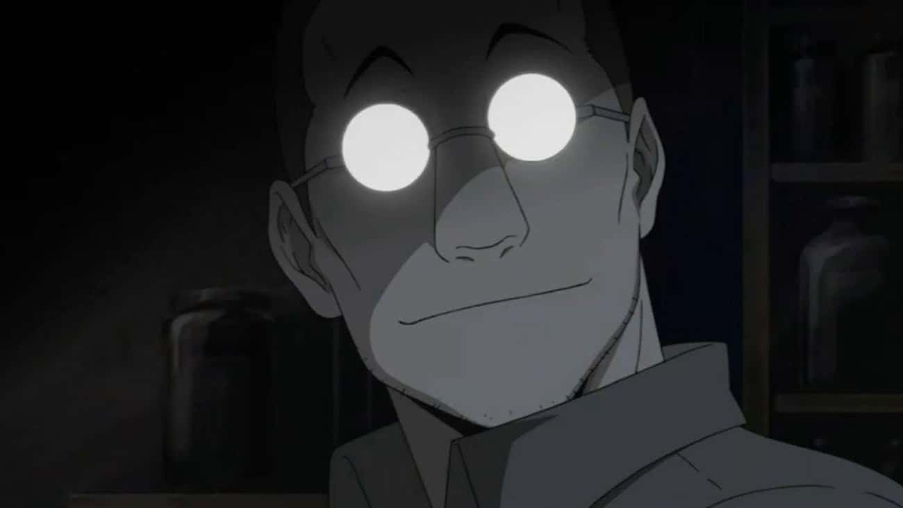 Shou Tucker Is The World's Wor is listed (or ranked) 1 on the list 20 Disturbing Anime Quotes That Send Chills Down Your Spine