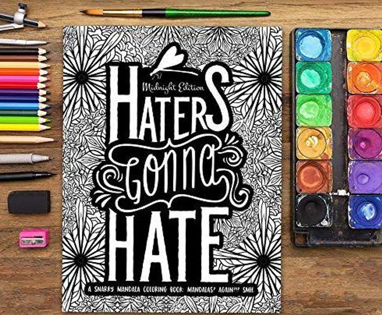 Haters Gonna Hate: A Snarky Ma is listed (or ranked) 4 on the list The Best White Elephant Gifts