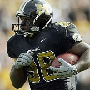 Zack Abron is listed (or ranked) 13 on the list The Best Missouri Tigers Running Backs of All Time