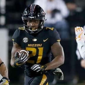 Ish Witter is listed (or ranked) 20 on the list The Best Missouri Tigers Running Backs of All Time