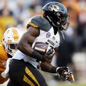 Damarea Crockett is listed (or ranked) 11 on the list The Best Missouri Tigers Running Backs of All Time