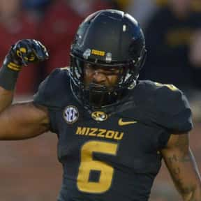 Marcus Murphy is listed (or ranked) 3 on the list The Best Missouri Tigers Running Backs of All Time