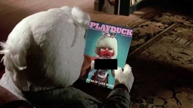 It's Basically 110 Minut... is listed (or ranked) 1 on the list 'Howard the Duck' Is The Weird Fever Dream Predecessor To All Your Favorite MCU Movies