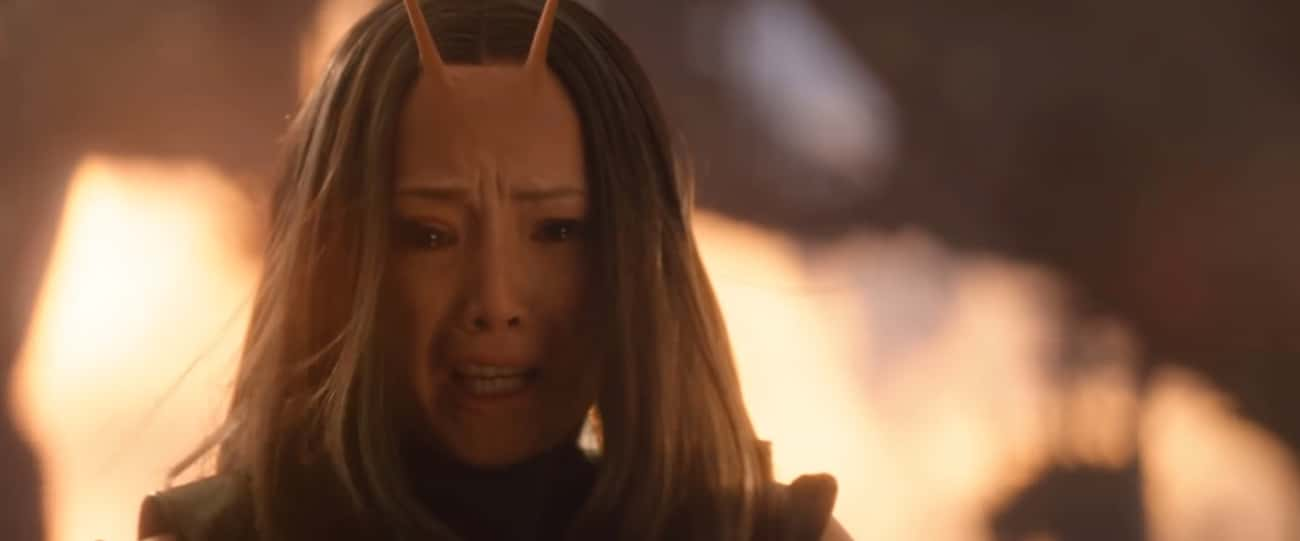 Mantis And Nebula Immediately  is listed (or ranked) 2 on the list The Objectively Worst Decisions Made In 'Avengers: Infinity War'