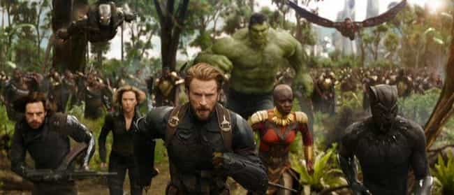 No One Asks For Backup In Waka... is listed (or ranked) 7 on the list The Objectively Worst Decisions Made In 'Avengers: Infinity War'
