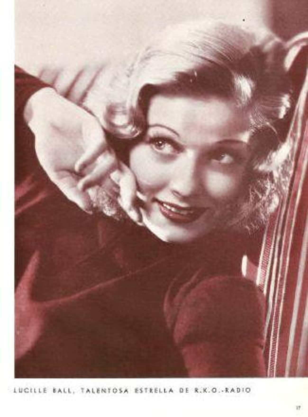 Her Father's Passing Gave Her  is listed (or ranked) 3 on the list True Stories From Lucille Ball's Troubled Childhood
