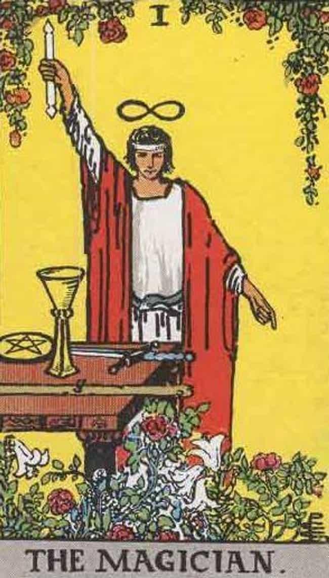 The Magician is listed (or ranked) 2 on the list The Tarot Card Major Arcana