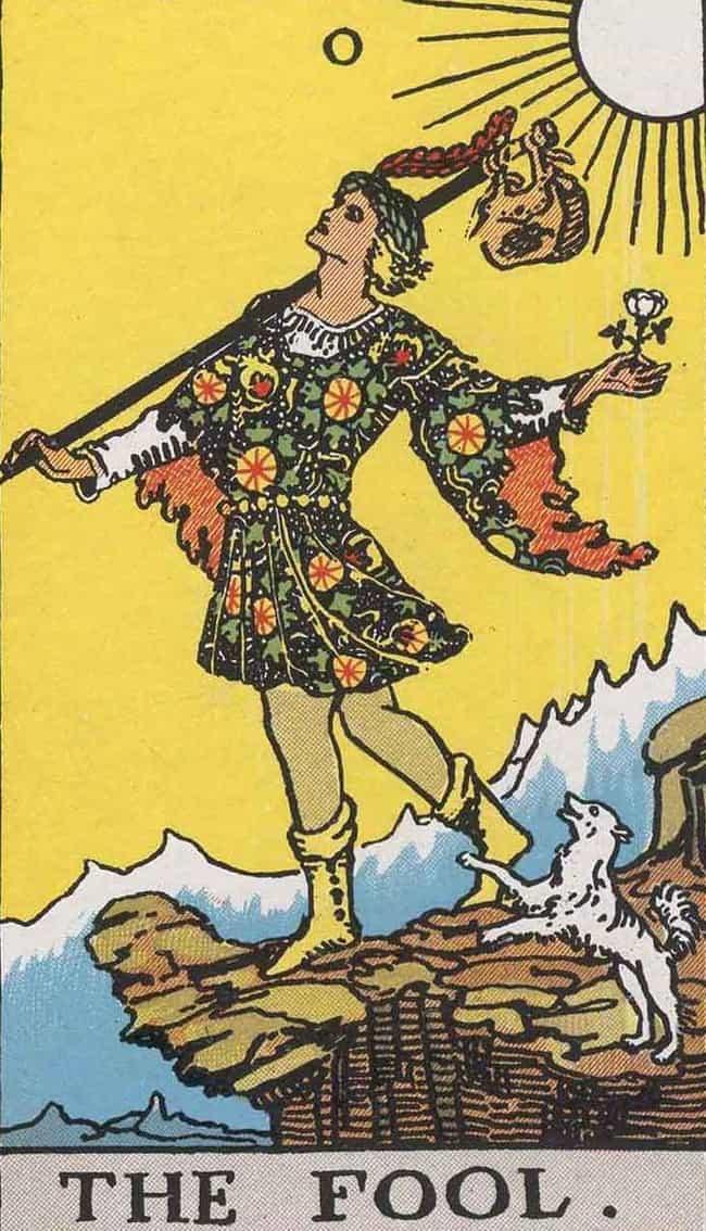 The Fool is listed (or ranked) 1 on the list The Tarot Card Major Arcana