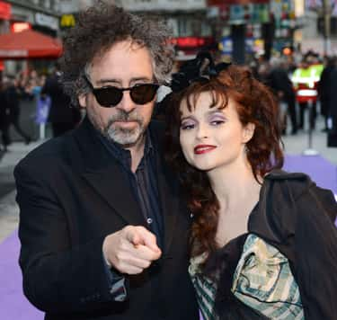 They Met On The Set Of 'Planet is listed (or ranked) 1 on the list A Complete Investigation Of Tim Burton And Helena Bonham Carter's Complicated Romance