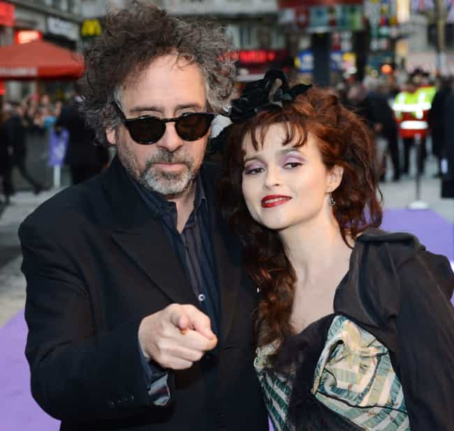 They Met On The Set Of 'Planet... is listed (or ranked) 1 on the list A Complete Investigation Of Tim Burton And Helena Bonham Carter's Complicated Romance
