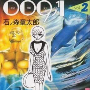 009-1 is listed (or ranked) 14 on the list The Best Manga About Spies &Secret Agents