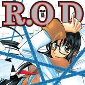 Read or Die is listed (or ranked) 15 on the list The Best Manga About Spies &Secret Agents
