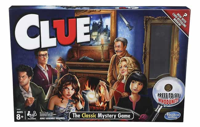CLUE Classic Edition is listed (or ranked) 1 on the list The Best Editions of Clue