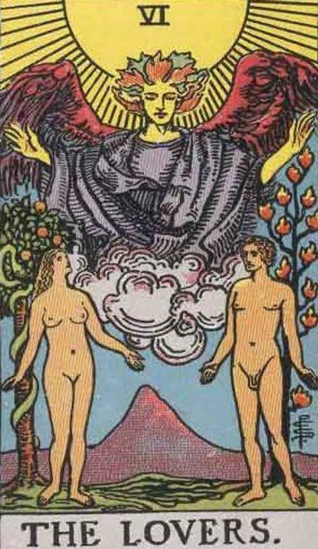 The Lovers is listed (or ranked) 1 on the list The Best Tarot Cards For Good Luck