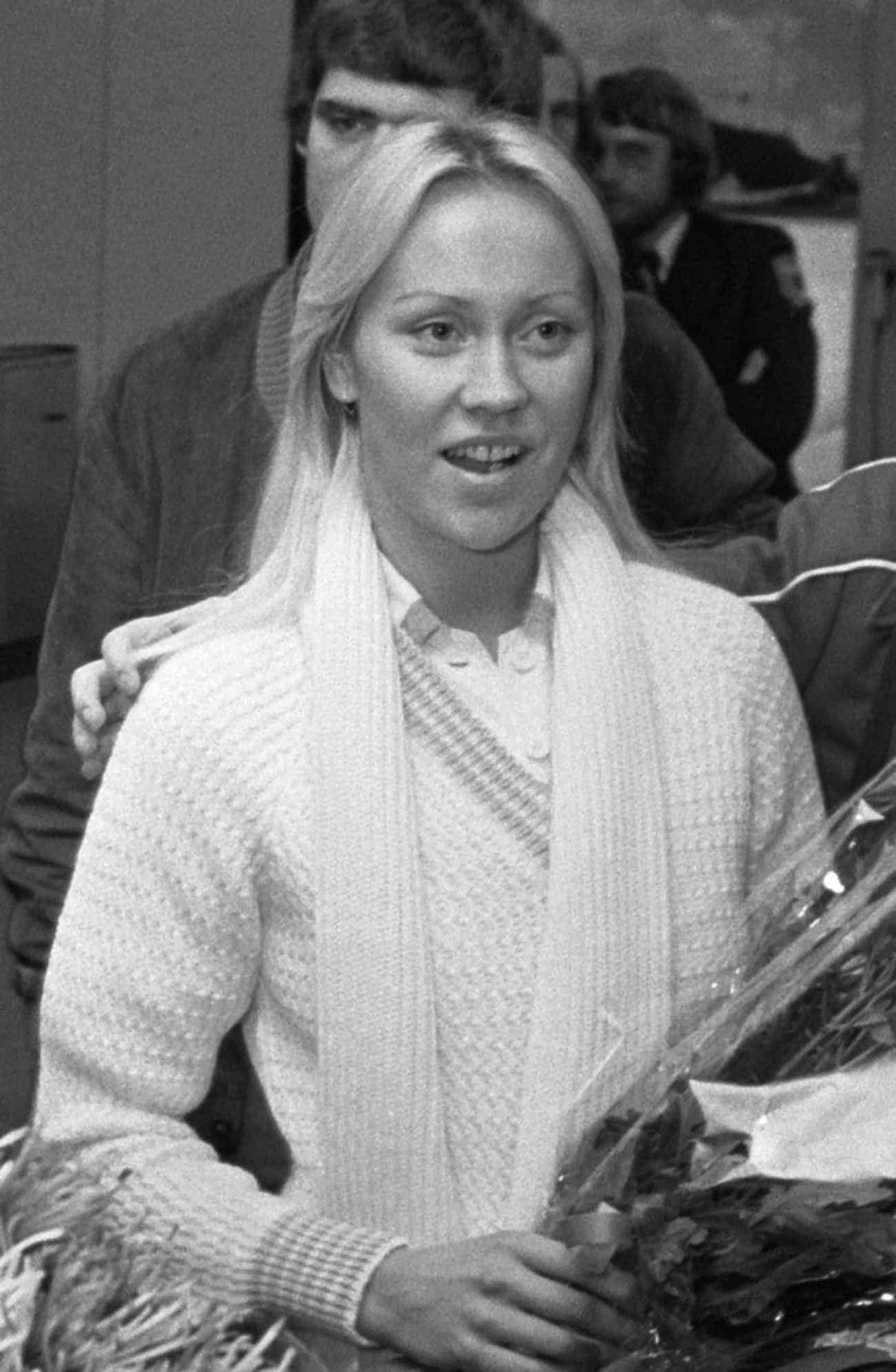 Agnetha Fältskog Had Terrible  is listed (or ranked) 3 on the list All Of The Drama And Heartache Behind ABBA's Feel-Good Disco Hits
