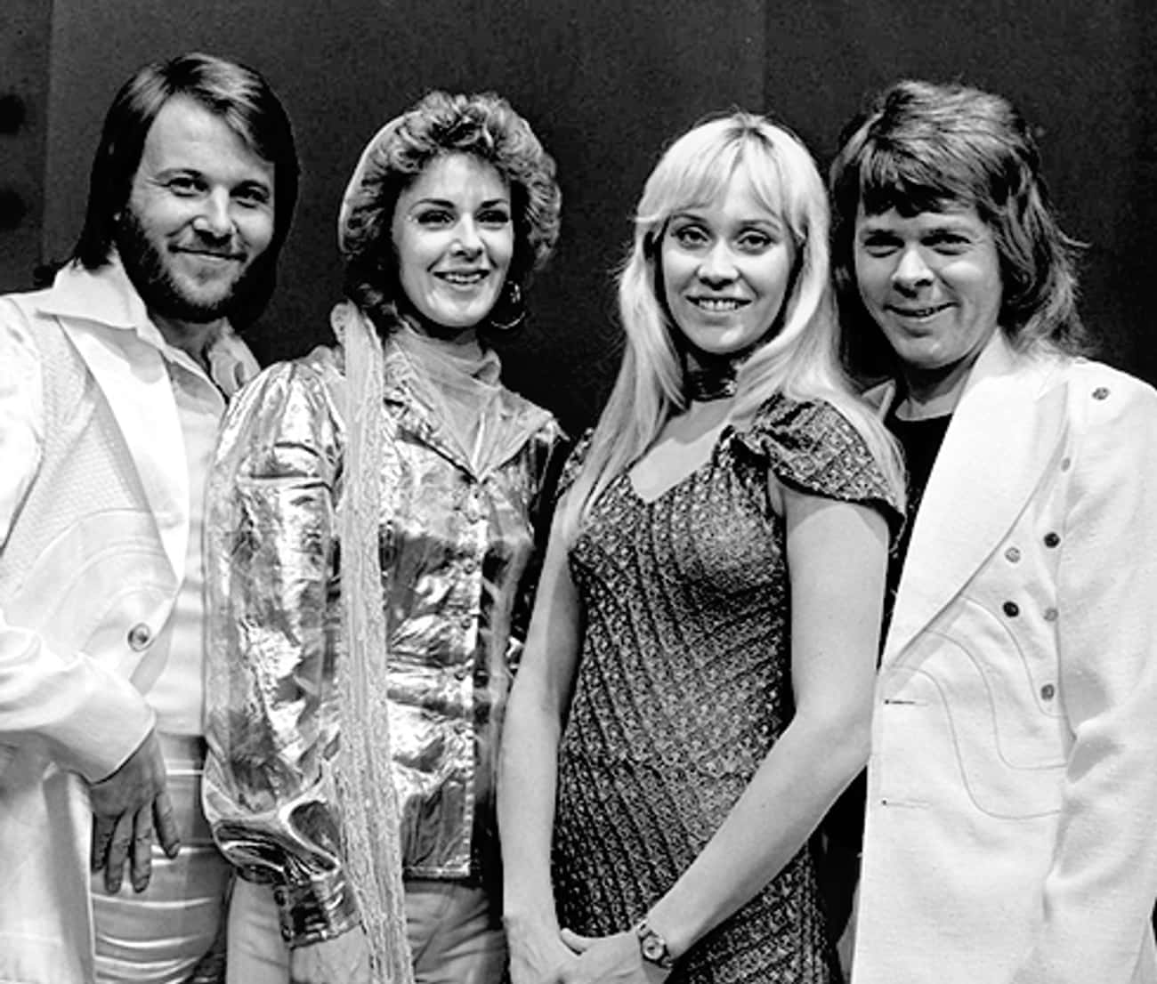 Both Couples In The Band Divor is listed (or ranked) 1 on the list All Of The Drama And Heartache Behind ABBA's Feel-Good Disco Hits