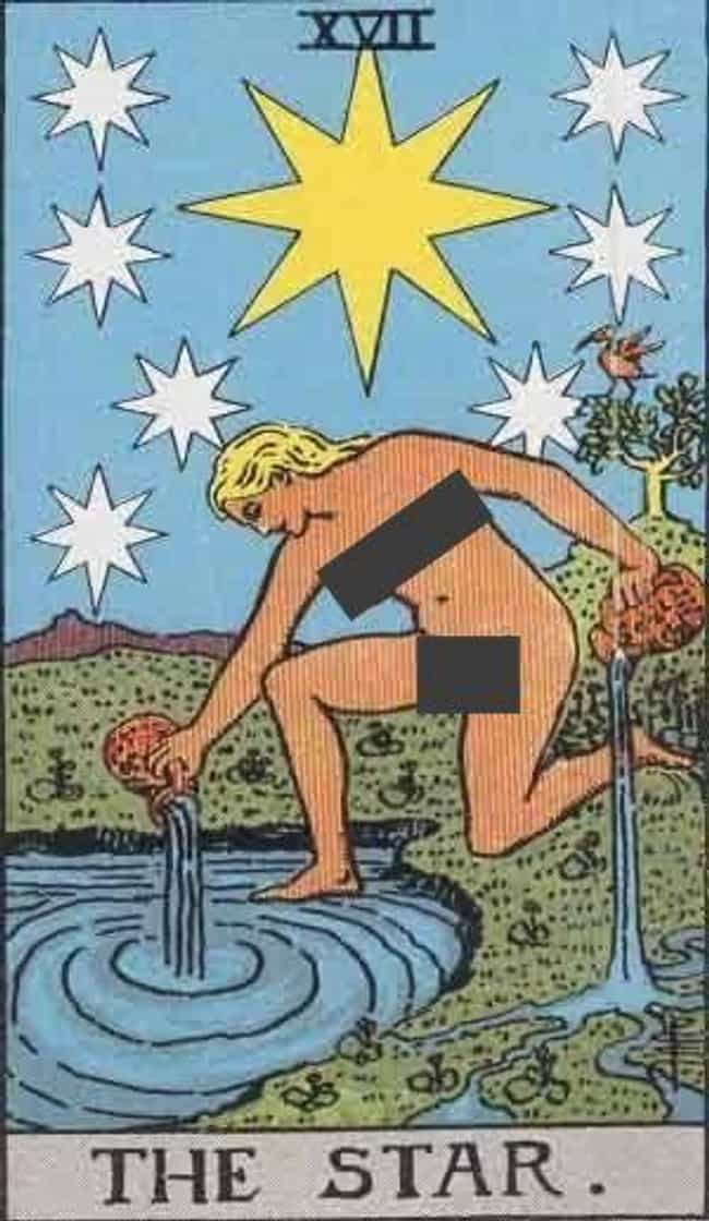 The Star is listed (or ranked) 5 on the list The Best Tarot Cards For Good Luck