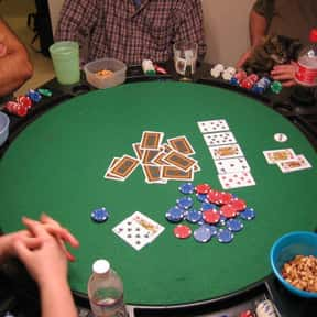 Texas Holdem is listed (or ranked) 16 on the list The Most Popular & Fun Card Games