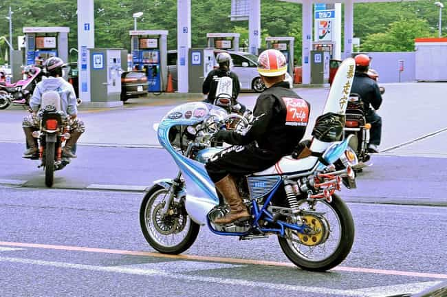 They Have Alleged Connections ... is listed (or ranked) 1 on the list Japan Has Biker Gangs, Too, And They Can Be Even More Extreme Than American Bikers