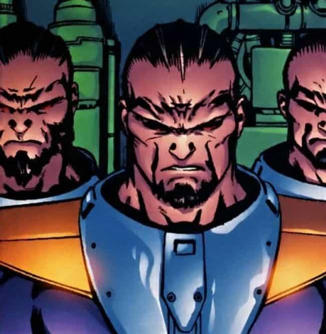 Few Beings In The Contin... is listed (or ranked) 3 on the list Who Is The Monitor, And Why Are They One Of The Most Important Characters In The DC Universe?
