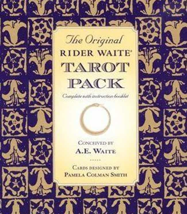 Original Rider-Waite Tarot Set... is listed (or ranked) 1 on the list Tarot Cards For Beginners