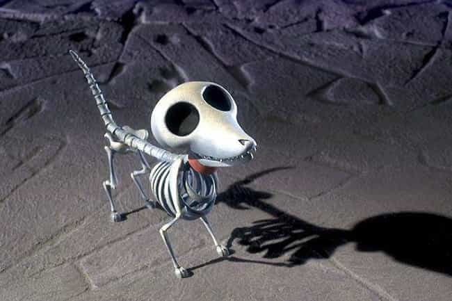 Scraps Could Be Sparky With A ... is listed (or ranked) 4 on the list All The Tim Burton Movies Exist In The Same Universe, According To A Believable Theory