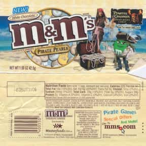 White Chocolate M&M's is listed (or ranked) 15 on the list The Best Flavors of M&Ms