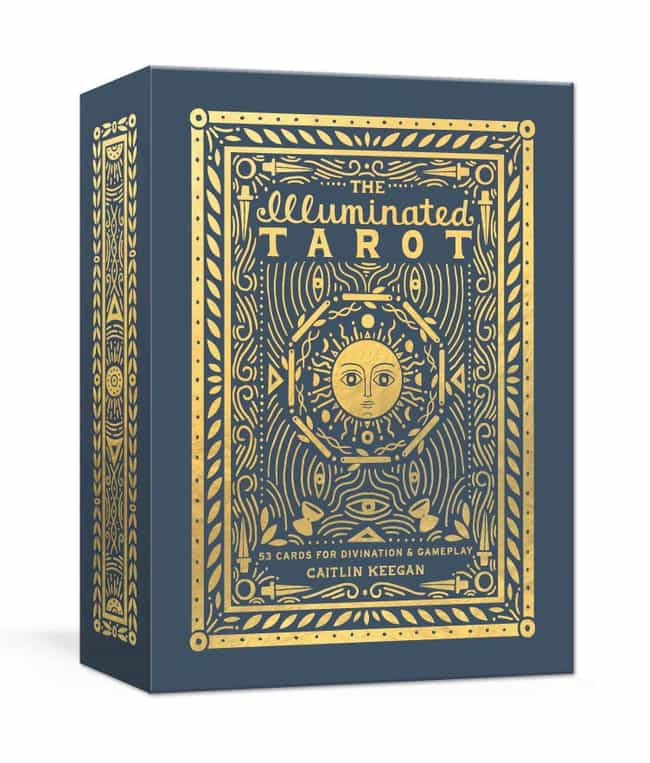 The Illuminated Tarot: 5... is listed (or ranked) 4 on the list Tarot Cards For Beginners