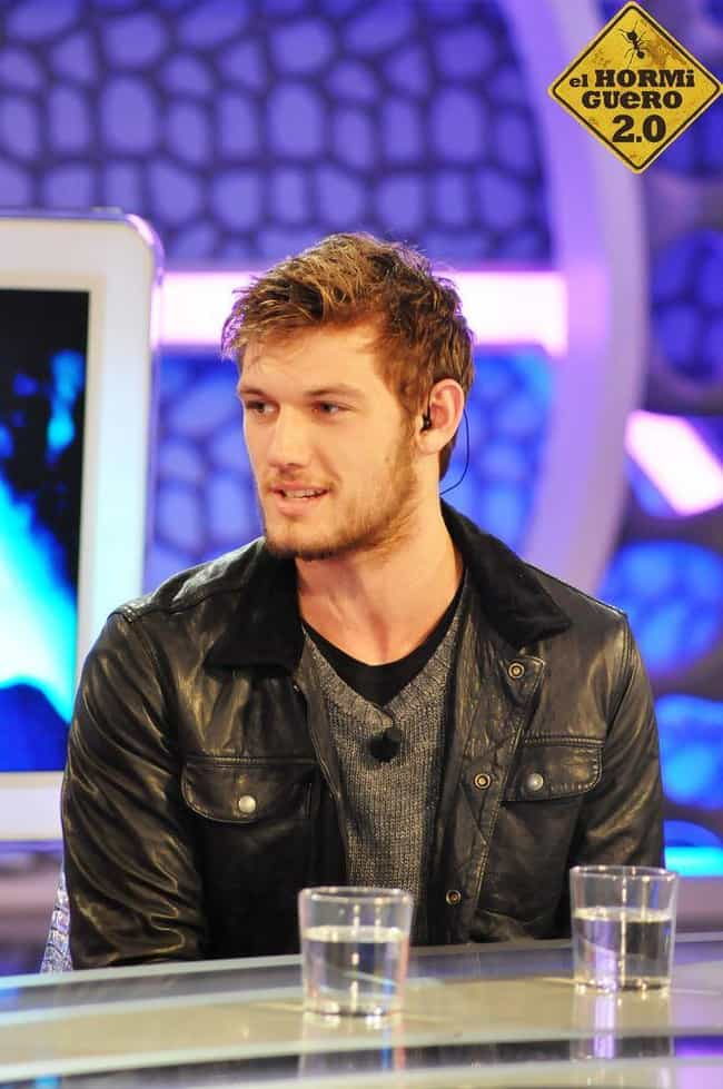 Gabriela Giovanardi is listed (or ranked) 1 on the list Alex Pettyfer Loves and Hookups