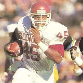 Lydell Carr is listed (or ranked) 16 on the list The Best Oklahoma Sooners Running Backs of All Time