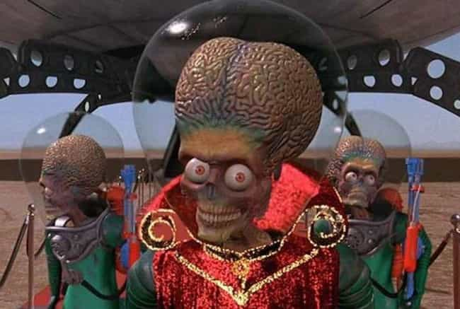 'Mars Attacks!' Is Based... is listed (or ranked) 1 on the list 'Mars Attacks!' Was Tim Burton's Ultimate Unregulated Experiment And It's Stranger Than You Remember