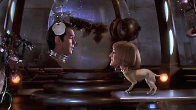 Sarah Jessica Parker And... is listed (or ranked) 4 on the list 'Mars Attacks!' Was Tim Burton's Ultimate Unregulated Experiment And It's Stranger Than You Remember