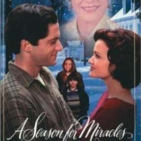 A Season for Miracles is listed (or ranked) 1 on the list Hallmark Hall Of Fame Movies From The 1990s