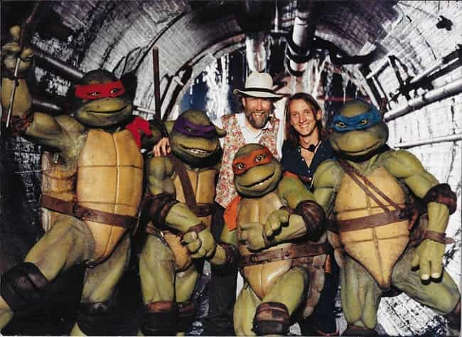 Jim Henson Didn't Like The Fin... is listed (or ranked) 3 on the list The First Live-Action 'TMNT' Had Some Dark Themes And A Strange Backstory