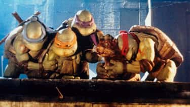 The Film Problematically Portr is listed (or ranked) 2 on the list The First Live-Action 'TMNT' Had Some Dark Themes And A Strange Backstory
