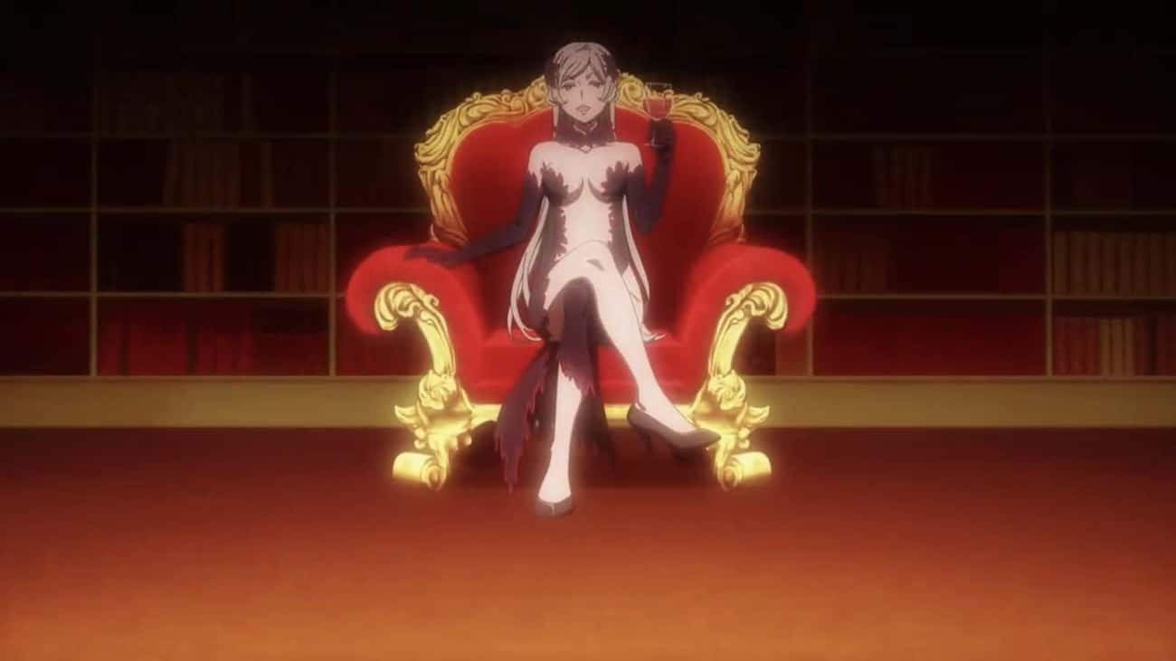 Freya - Is It Wrong To Pick Up is listed (or ranked) 3 on the list The 20 Hottest Anime Villains of All Time