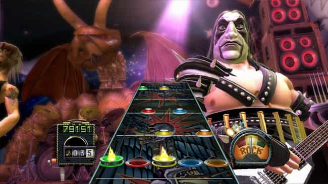 New Developer Neversoft's 'Gui... is listed (or ranked) 4 on the list The Rise And Ignominious Fall Of The 'Guitar Hero' Empire