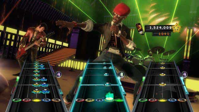 Activision Flooded The Market ... is listed (or ranked) 7 on the list The Rise And Ignominious Fall Of The 'Guitar Hero' Empire