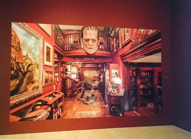 His 'Bleak House' Is Ful... is listed (or ranked) 1 on the list Weird Things About Guillermo Del Toro