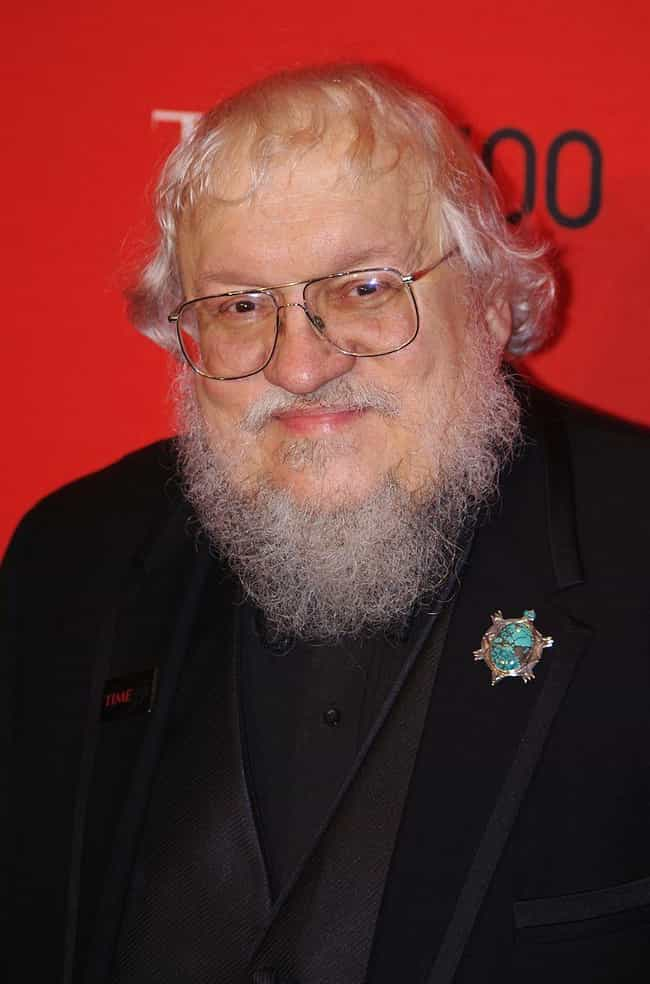 He Registered As A Conscientio... is listed (or ranked) 1 on the list Things You Didn't Know About George R.R. Martin