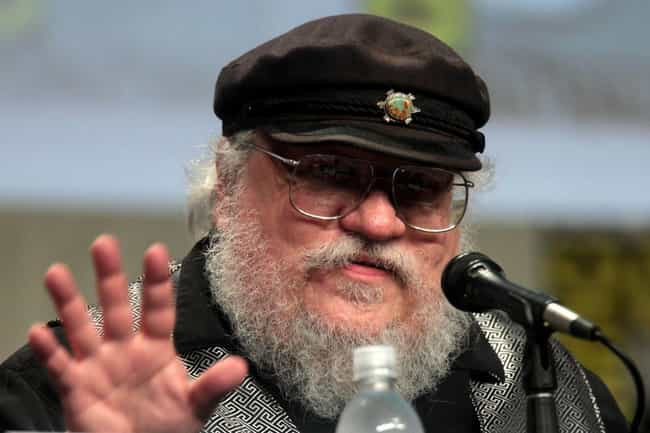 He Has Been Writing Stories Si... is listed (or ranked) 4 on the list Things You Didn't Know About George R.R. Martin